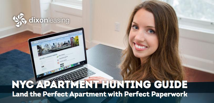 nyc apartment hunting